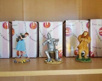 Wizard of Oz set of 5 Enesco Group Figurines