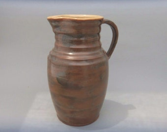 Pottery Water Pitcher - Ceramic Pitcher