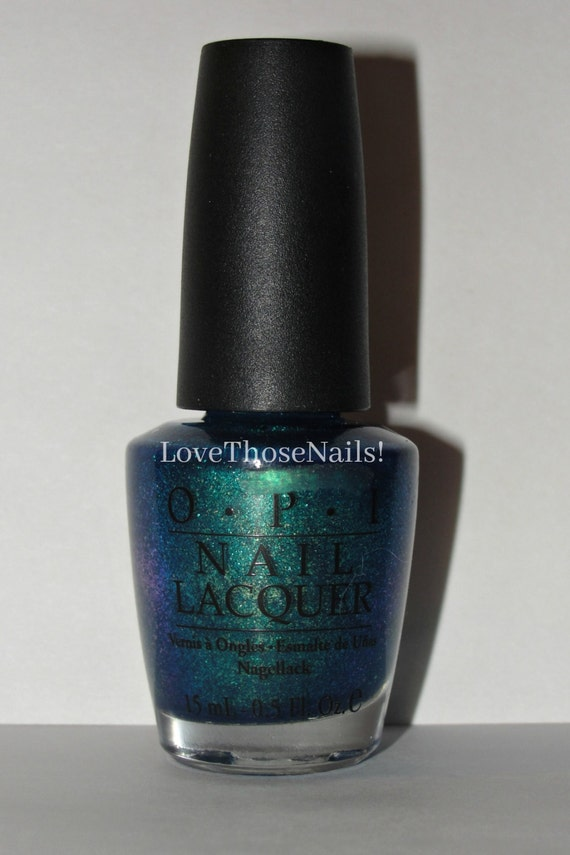 OPI Catch Me In Your Net Vintage Nail Polish Lacquer NL D33 from ...