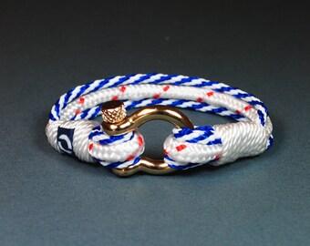 Sailor Bracelet / Sailing Bracelet / Sea Bracelet / Nautical Bracelet / Mens Bracelet /  Mens Jewelry / String Bracelet / Rope Bracelet