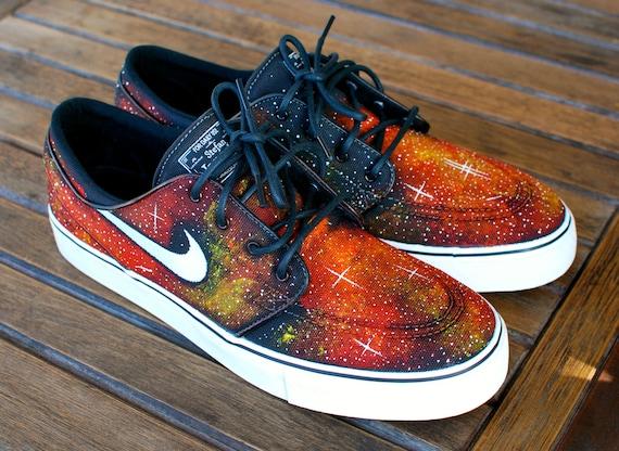 NIKE Zoom Stefan Janoski Canvas Sneaker scarpa da skate Turn Scarpa tessile