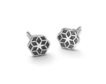 The Seventh Day Silver Studs