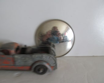 Vintage Pickup truck Mirror Car Visor Mirror 60s Car accessories 1960s automobile parts West Coast Mirrors Magnifying mirrors Truck Mirrors