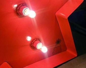 Bob Cool Letter Light or Lamp Spare Bulb e14 Pigmy 10watt