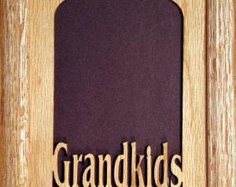 Grandkids Picture Frame 5x7