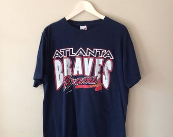 Vintage Atlanta Braves T Shirt