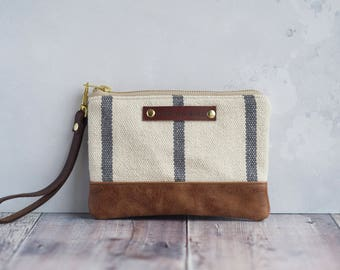leather bag, leather clutch, woven clutch, clutch bag