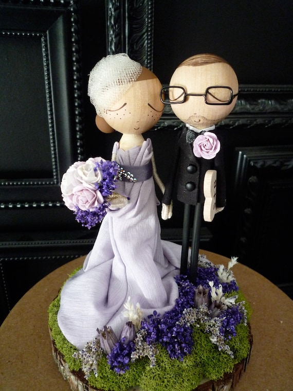 custom wedding cake toppers etsy items similar to wedding cake topper with custom wedding 13253