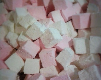 Traditional Marshmallows - 100g - Freshly made marshmallows, soft & melt in the mouth!