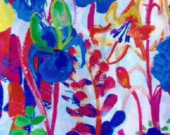 Tana lawn fabric from Liberty if London, Hamptons Wedding