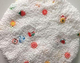 Tropical Fruit Floam Slime