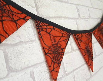 Halloween Bunting for Parties~Halloween Garland~Trick or Treat Banner~Party Banner~Fall Bunting~Halloween Decor