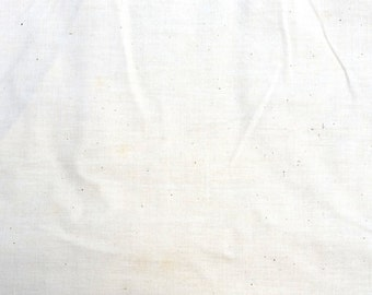 "Unbleached Muslin 40"" Wide by 8.5 Yards - New"
