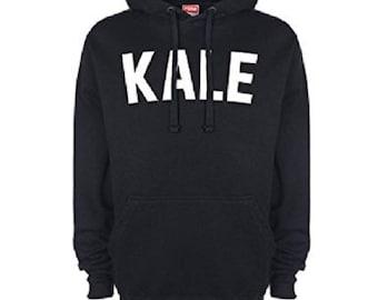 Kale Hoodie, Kale Sweater, Kale University, Tumblr Sweatshirt, Kale Pullover, Vegan Hoodie