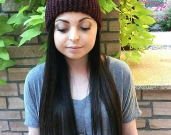 Headwrap in Blackberry