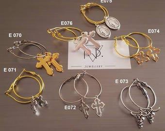 NBROS. Earrings