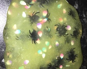 Spider Boogers