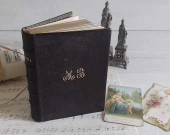 Roman Missal for use by the faithful autographed France 19th