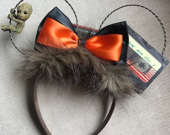 Groot Inspired Ears