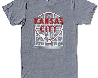 Kansas City Auto Sign T-Shirt