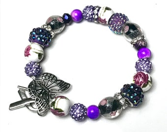 Chiari Malformation  Awareness Bracelet