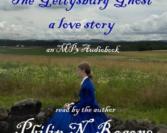 The Gettysburg Ghost the audiobook