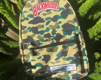 Backwoods - Backpack Camo