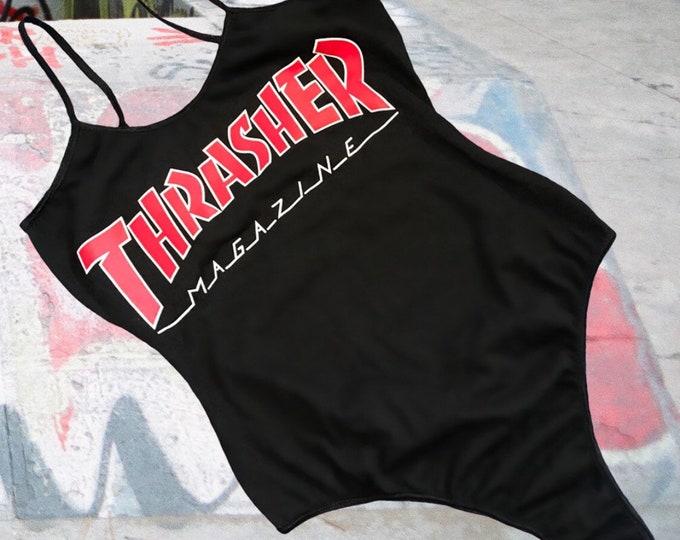 Thrasher Outline Bodysuit