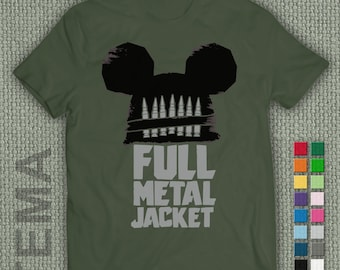 Full Metal Jacket Mickey - Tshirt - Men and Women Shirt