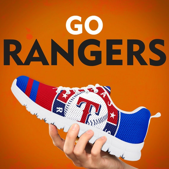 Custom Sizes Gift Rangers Texas Shoes Mens Kids Womens Black Trainers Gift Sneakers Running Gift White Baseball Collector PFUFw8q