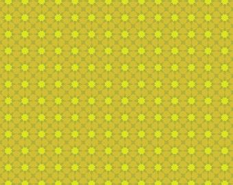 SALE:  Sunshine in Lichen  by Alison Glass for Andover Fabric
