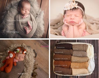 Newborn Wrap,Newborn Photo Prop,Baby Wrap,Neutral Newborn Wrap,Photo Prop,Newborn Props,Photography Prop,Newborn Stretch Wrap,Newborn Prop