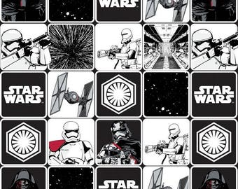 The Force Awakens grid-Camelot Cottons-BTY
