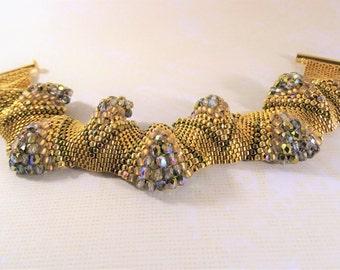Golden Echoes Bracelet