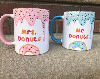 Donut Coffee Mugs