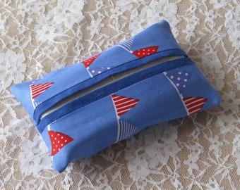 Pocket tissue cover, pocket tissue holder