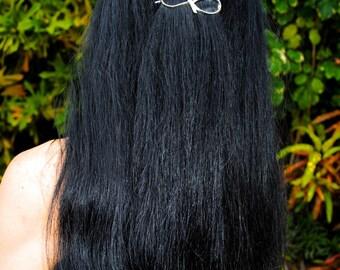 Vintage Hair Clip Infinity Design Vintage Barrette
