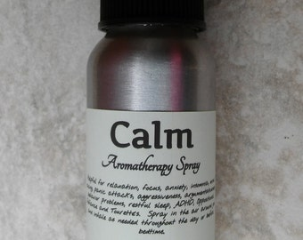 Calming Spray Mist, 4oz