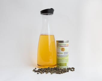 Organic Jasmine Pearl Iced Tea