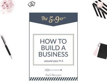 How to Start a Business Course | Start Up Guide | Build a Business around your Job | How to Build a Business