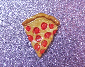 Pizza Party Pin