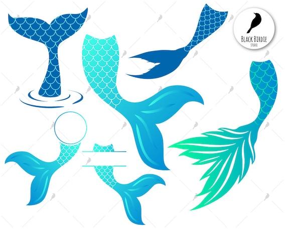 mermaid tail svg mermaid svg mermaid tail clipart whale