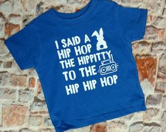 Funny kids Easter shirt, hip hop Easter shirt, toddler Easter shirt, my first Easter bodysuit, boy's easter shirt, kids easter shirts