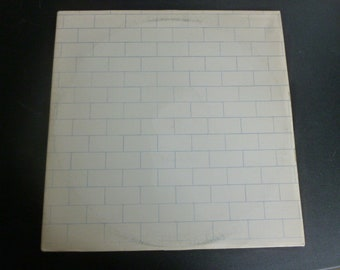 Pink Floyd The Wall Vinyl Record LP PE2 36183 1st Pressing Columbia Records 1979