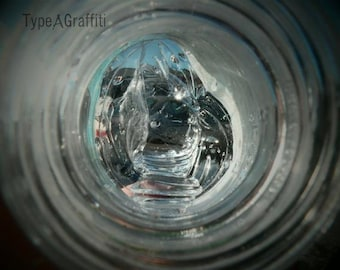 Water Tunnel - Photograph (Matted)