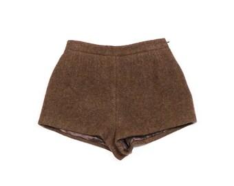 PRADA - wool shorts