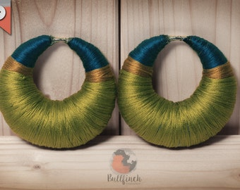 Earrings for gauges, ear weights, perfect for tunnels & plugs.