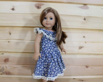 Flowered Country Dress