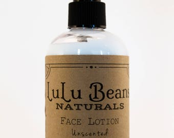 Unscented Lotion | Moisturizer | Natural Skincare | Vegan | Cruelty Free