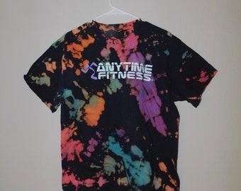Reverse Style Tie Dye T-shirt